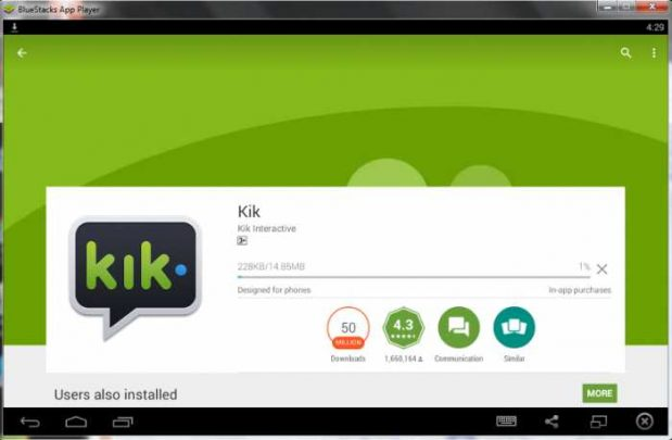 Kik Messenger: Your Online Friend