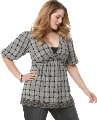 Fashion Advice To Choose The Right Clothing For Plus Size Women