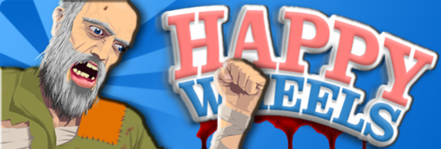 Have You Tried Playing Happy Wheels