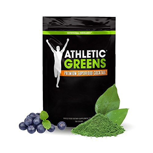 Try Out Athletic Greens Today