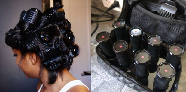 Best Travel Heated Hair Rollers For Your Trips
