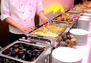 Services Of Industrial Catering Company