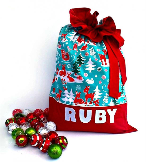 Purchase Your Santa Sacks from SantaSacks.com