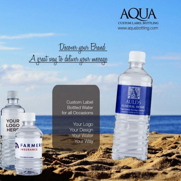 Best Suppliers of Custom Bottled Water to Go
