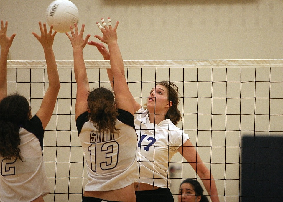 Build Your Collaborative And Playing Skills With Volleyball Today