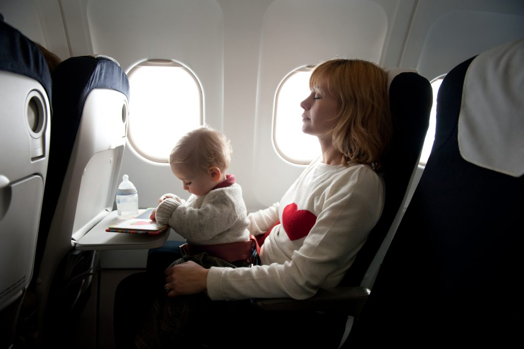 Babies on Airplanes 101