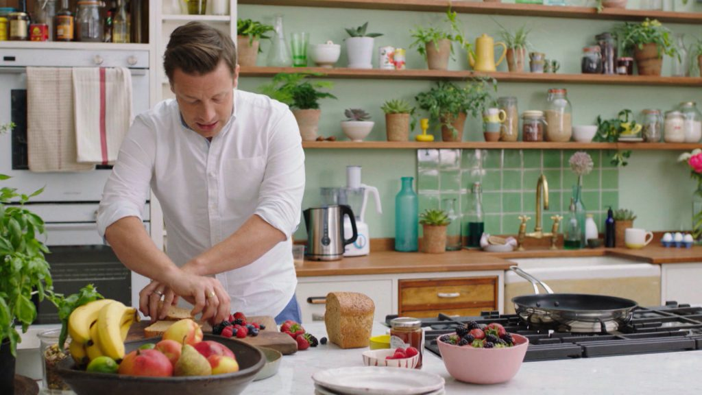 Jamie Oliver Quotes, every start-up restaurant, should follow.