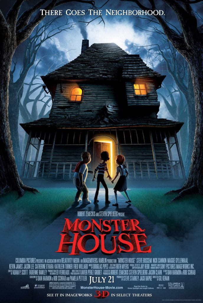Monster House: Film Teaches Kids to Be Suspicious